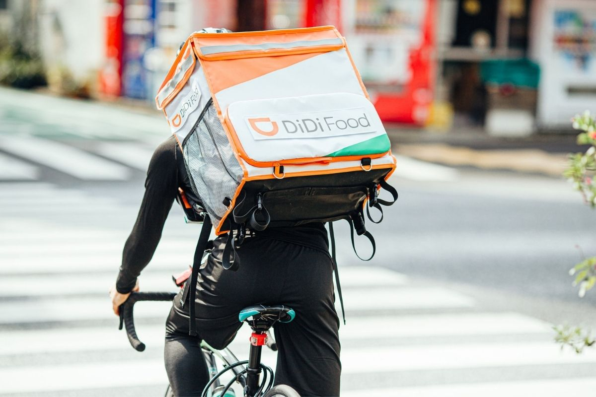 didi food courier